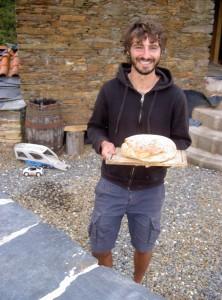 Filipe, breadmaking
