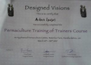 ToT certificate