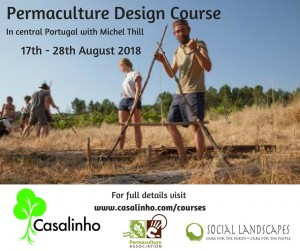 Permaculture Design Course Mich 2018